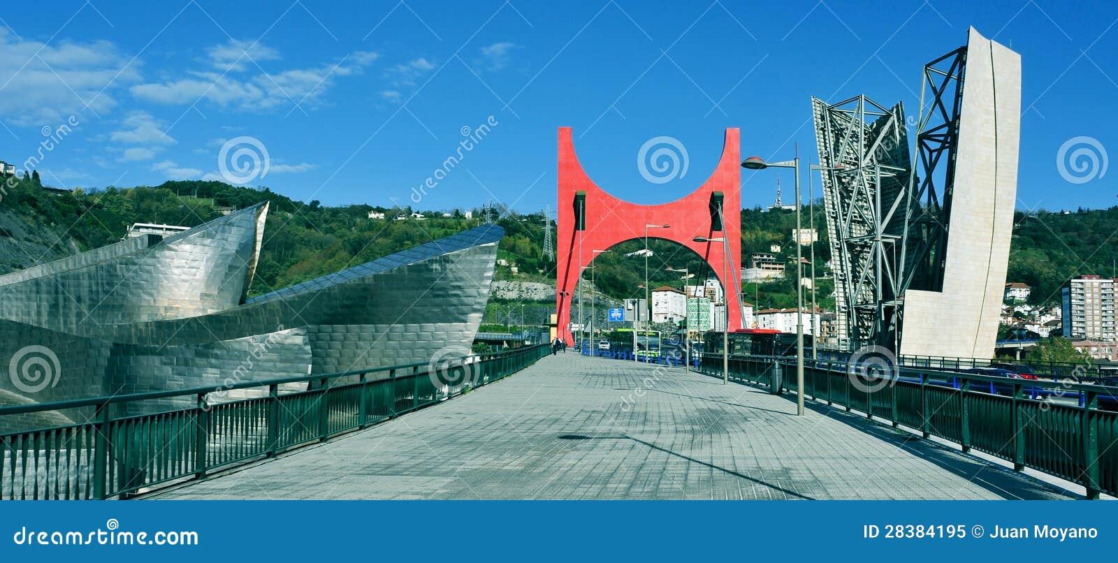 Musée de Guggenheim à Bilbao, Espagne