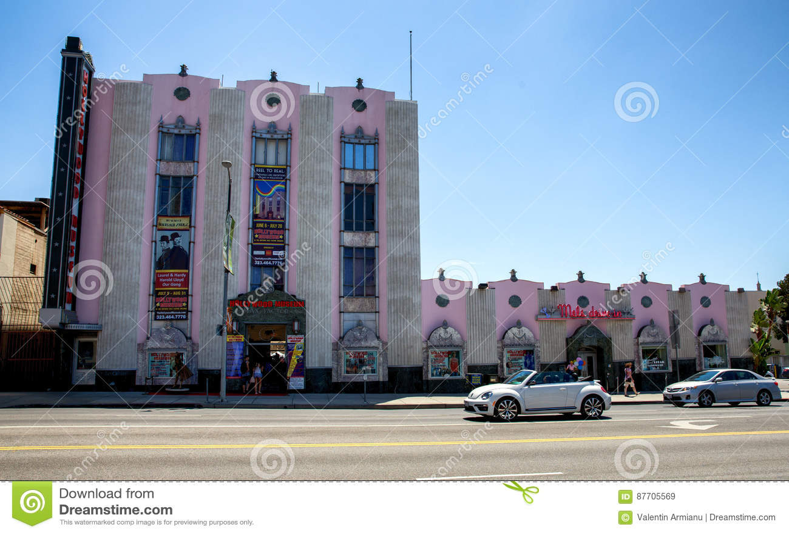 Musée de Hollywood