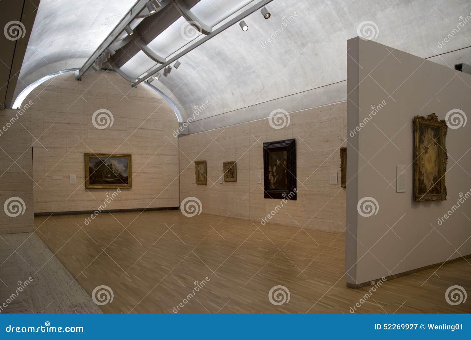 Musée de Kimbell à Fort Worth