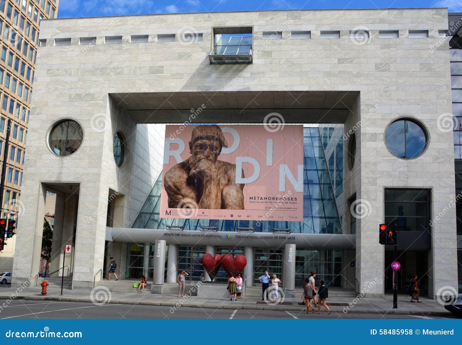 Musée de Montréal des beaux-arts