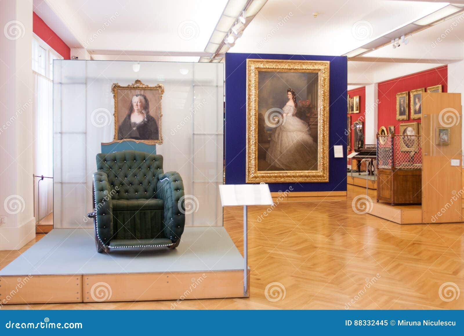 MeublesVienneAutriche Impérial Collection De Image Musée VqSUpzM