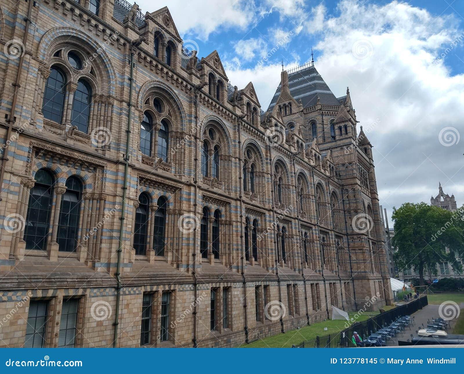 Musée Londres d histoire naturelle