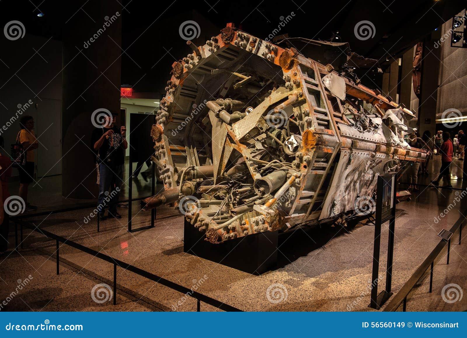9 musée New York de 11 mémoriaux