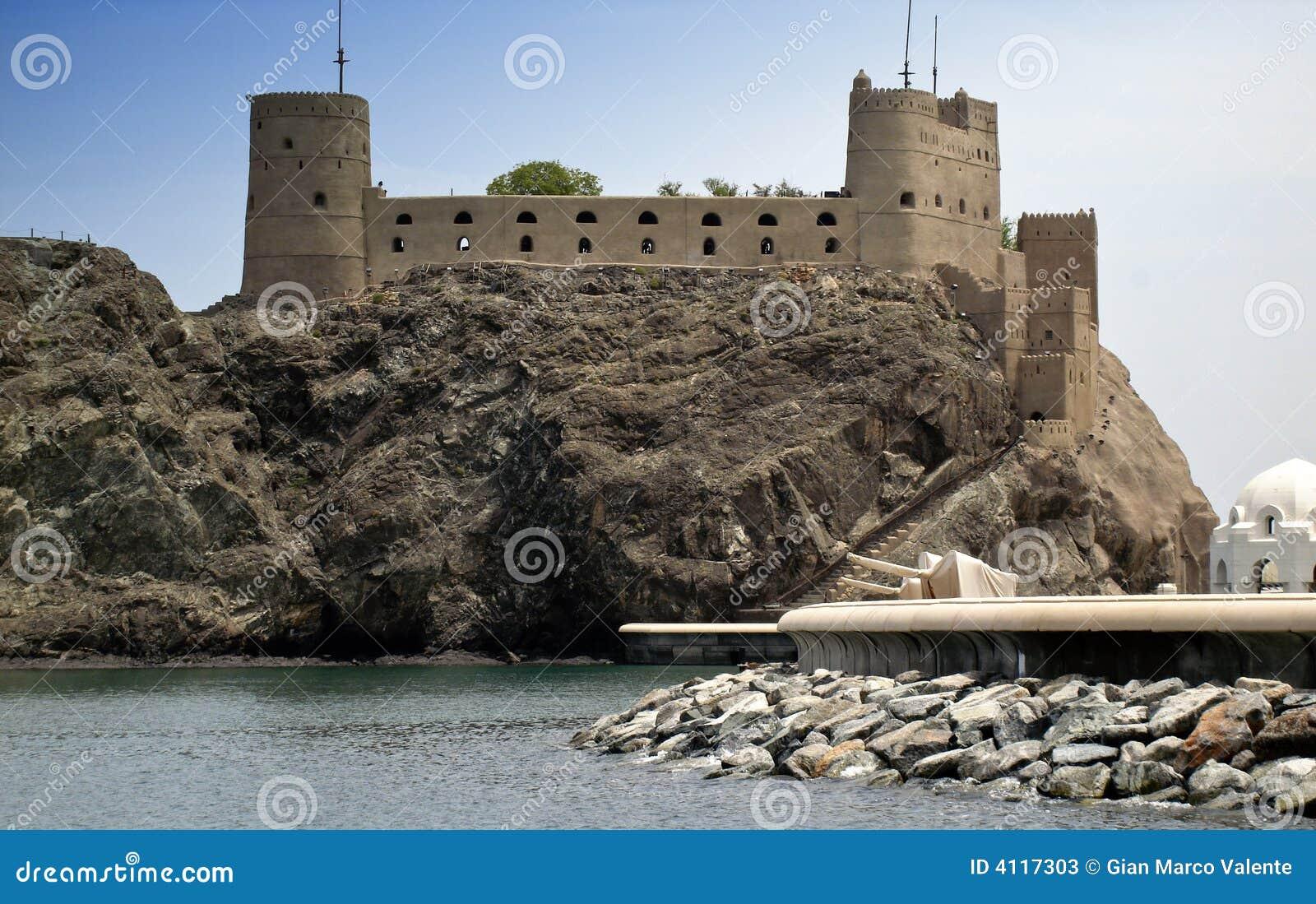 Muscat φρουρίων