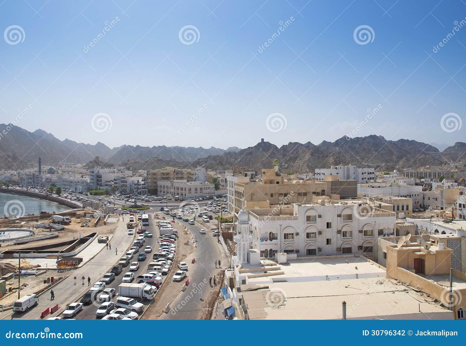 Muscat i Oman