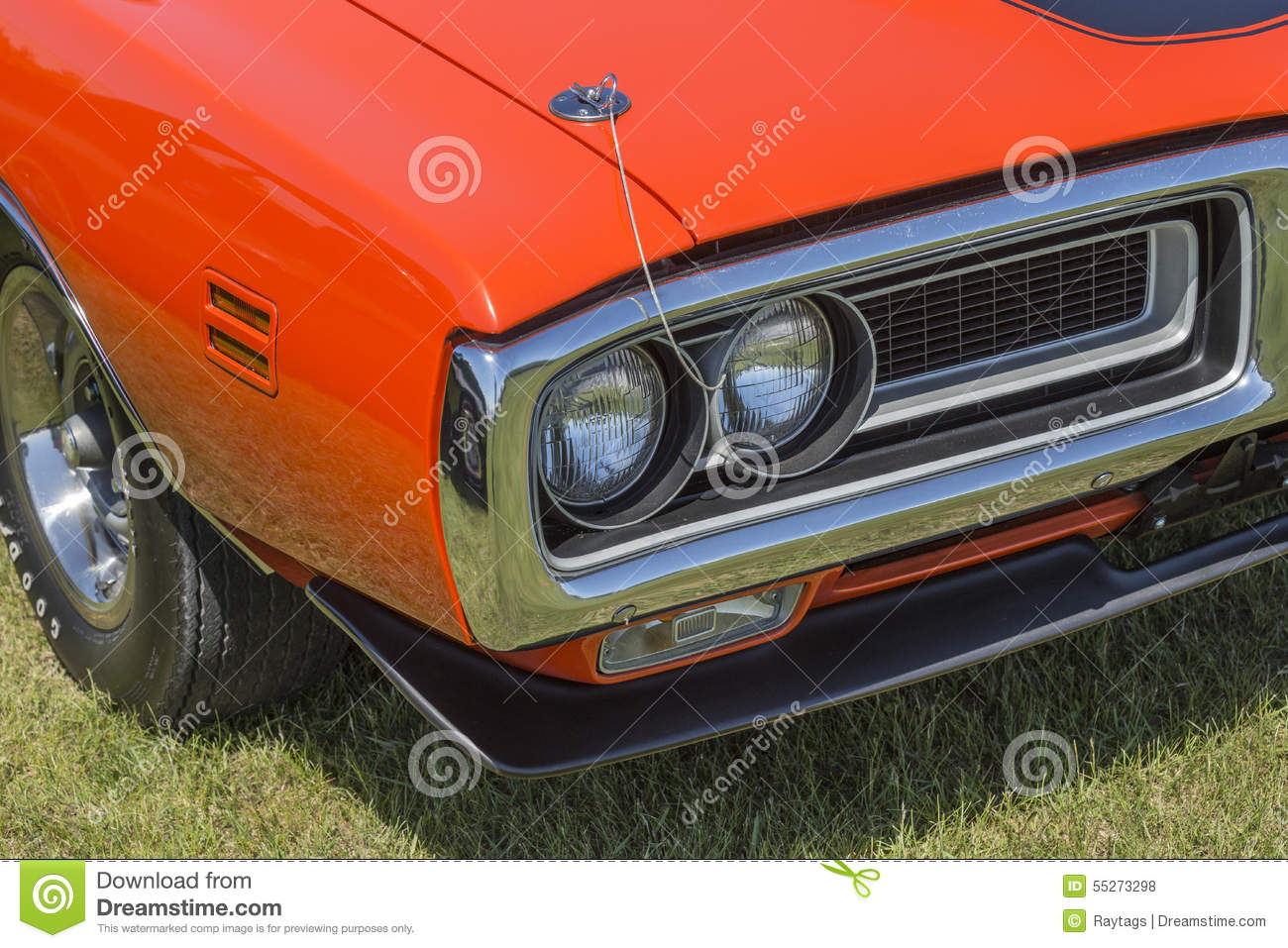 Muscle Car Editorial Stock Photo Image Of Body Look 55273298