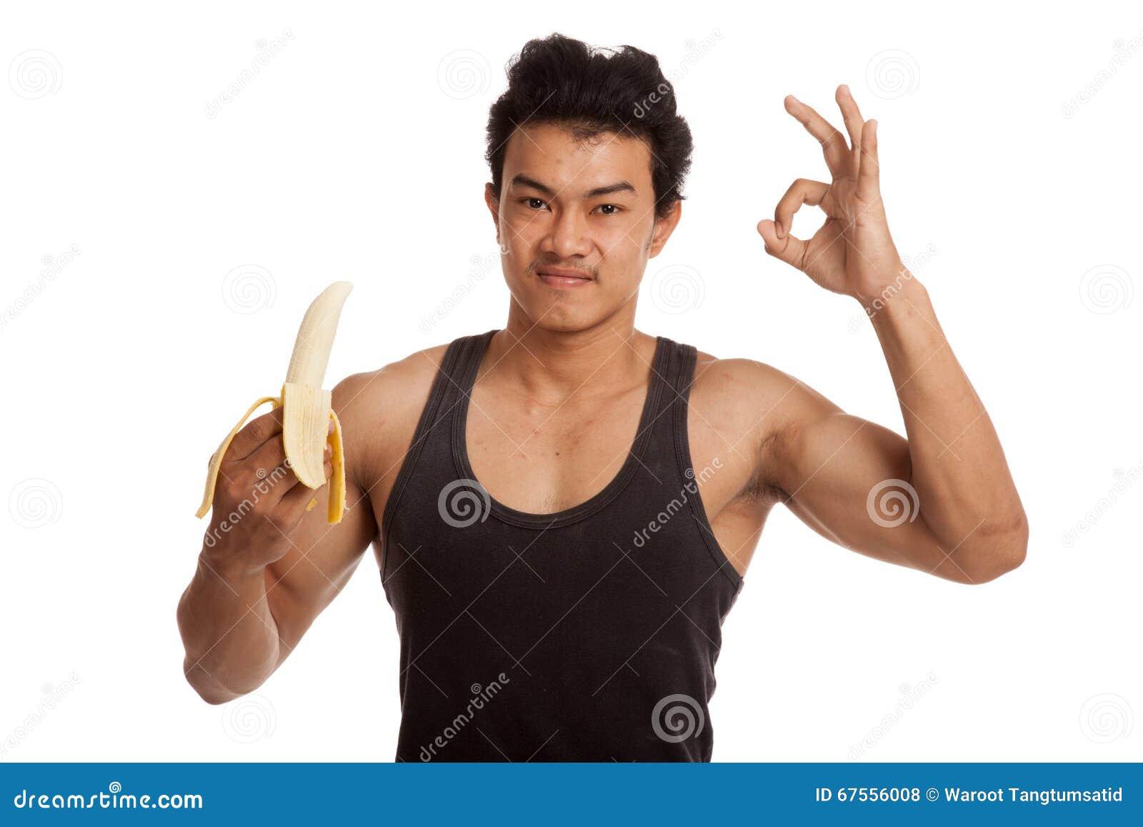 Fickt sie asian man muscular