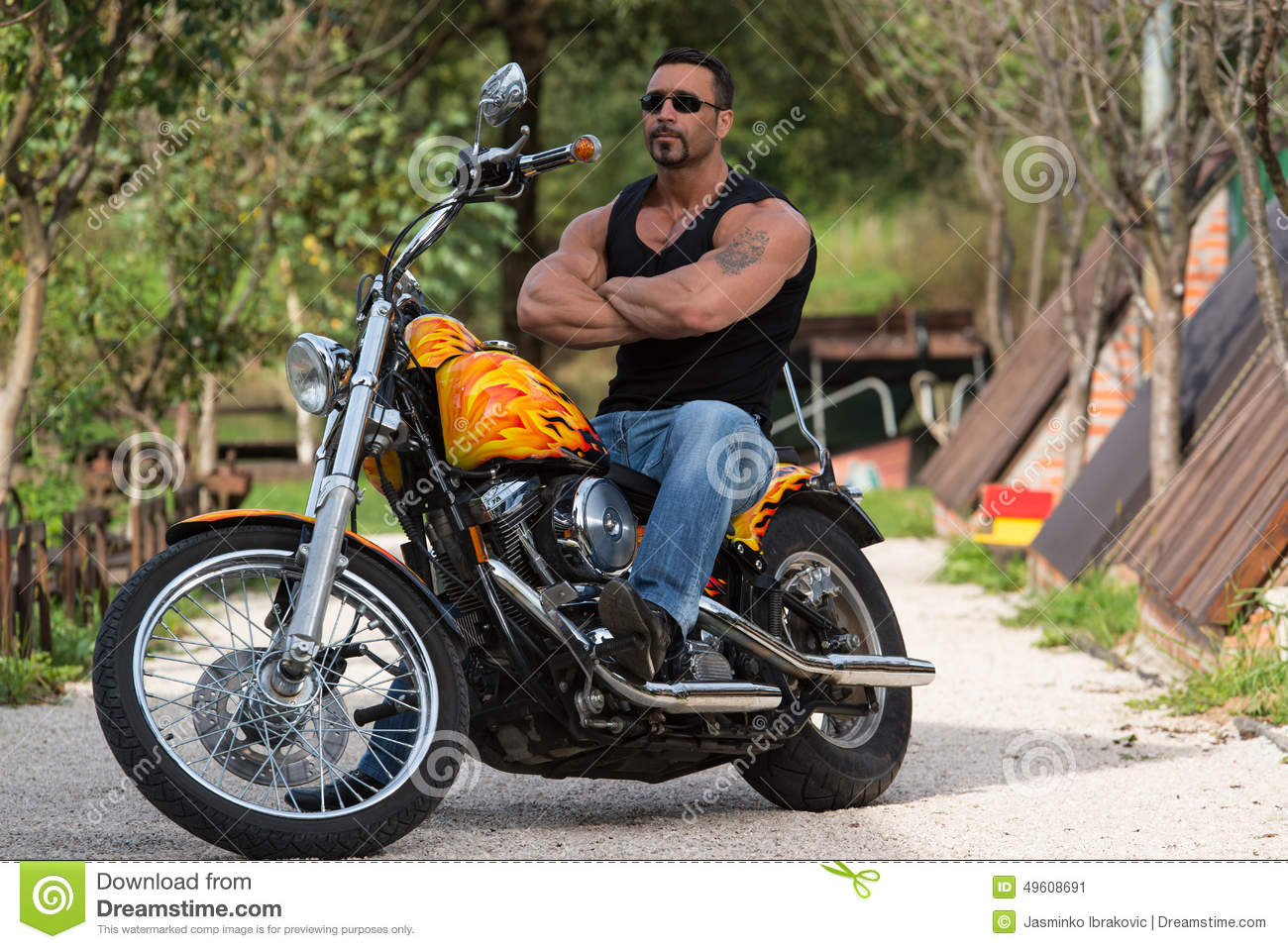photos images muscular motorcycle