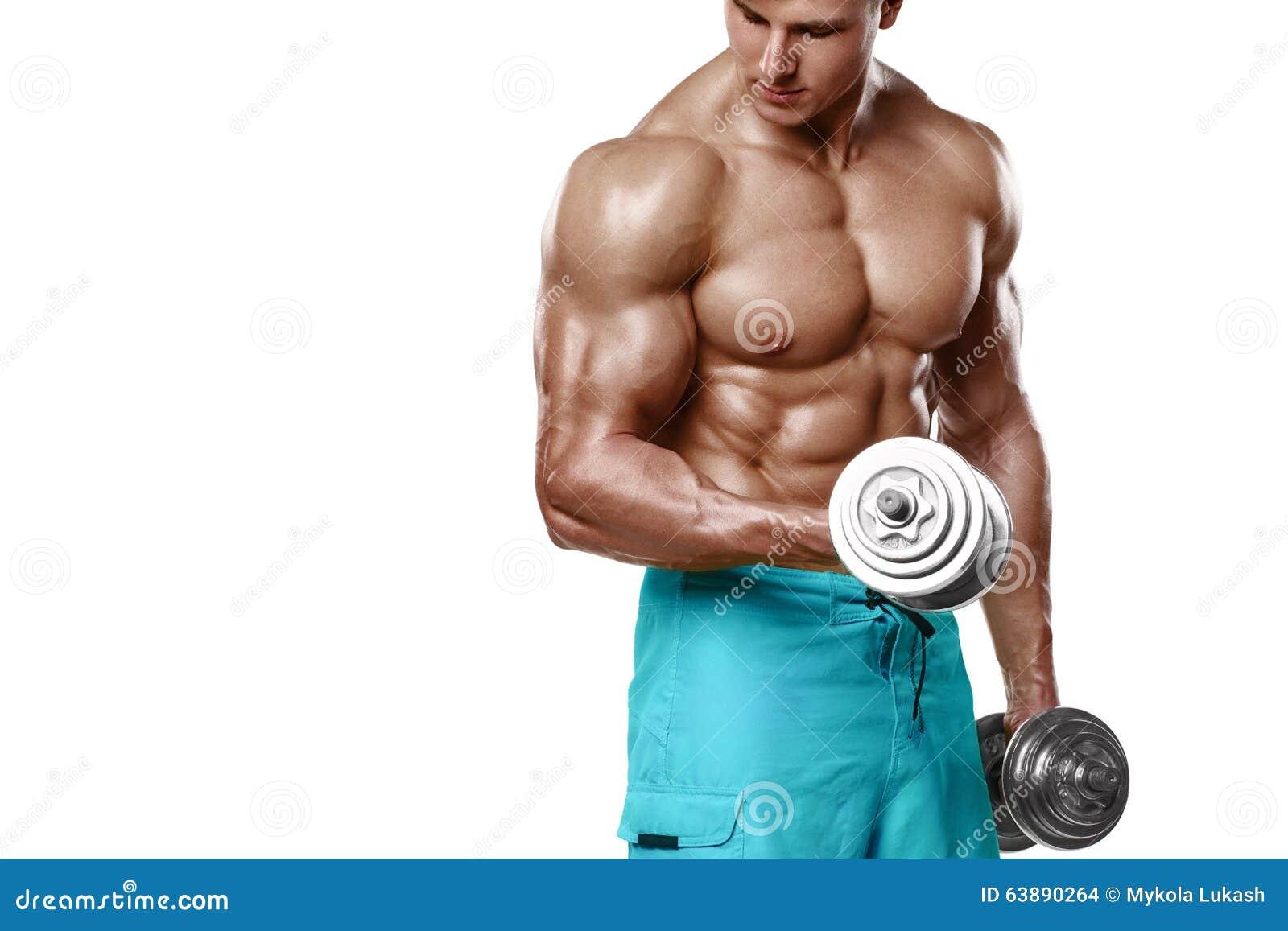 Doing Naked Exercises 109