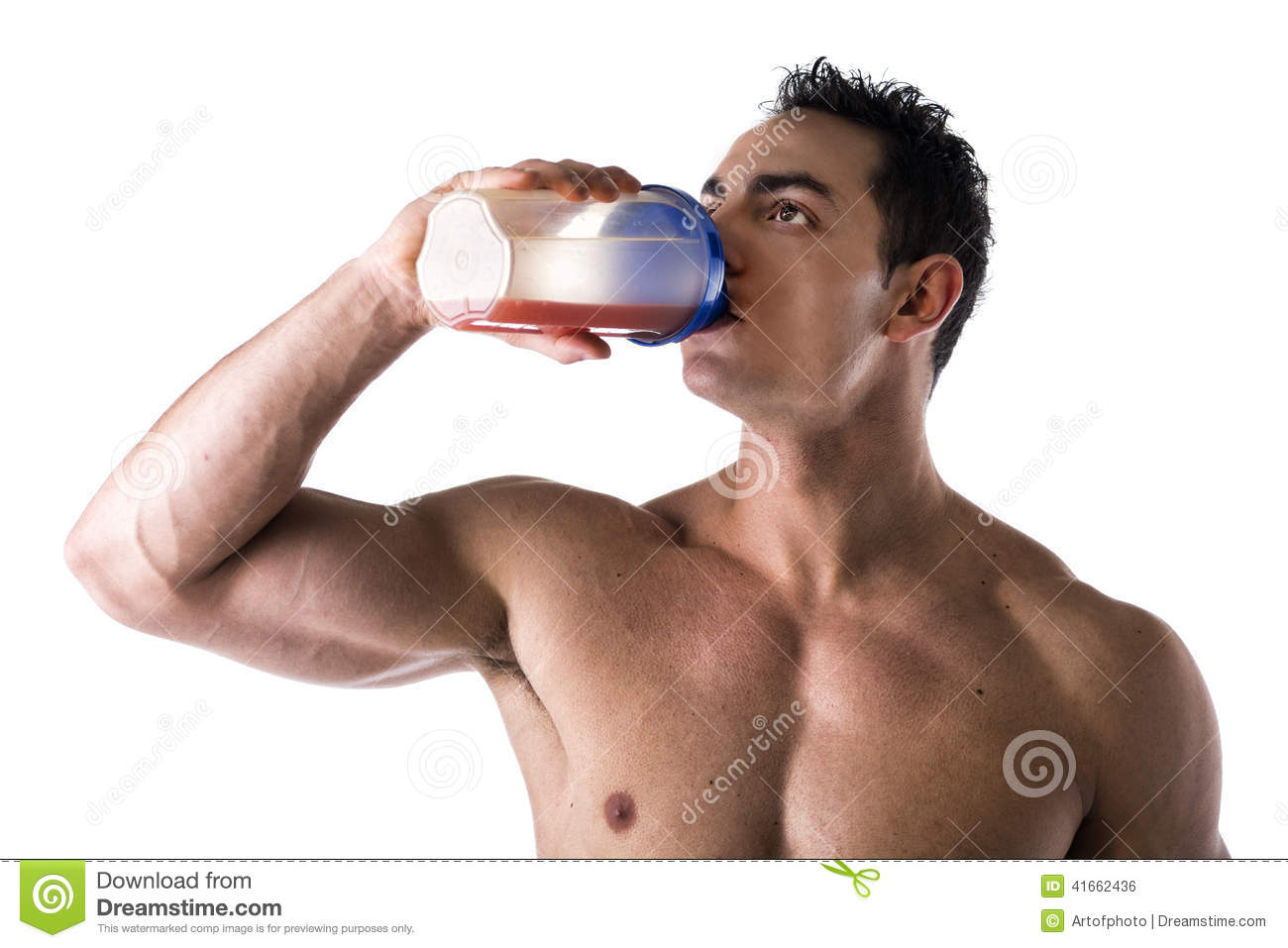 How much protein for adult male
