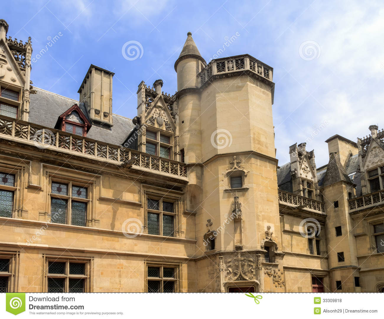 Musee Cluny muzeum