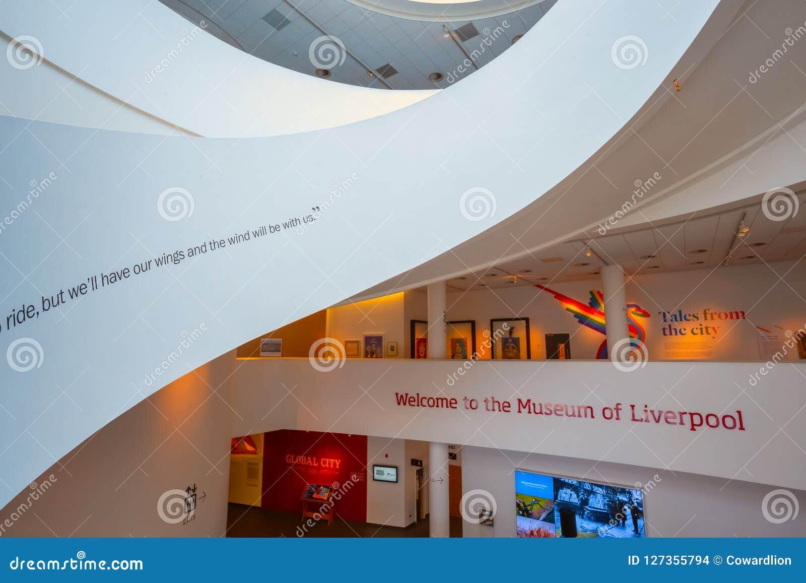 Museet av Liverpool