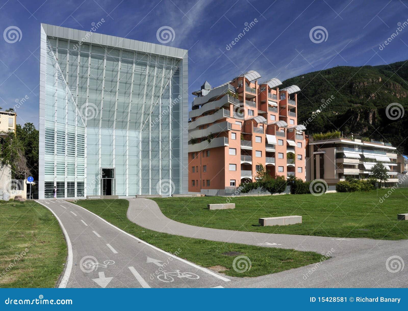 Museion in Bolzano