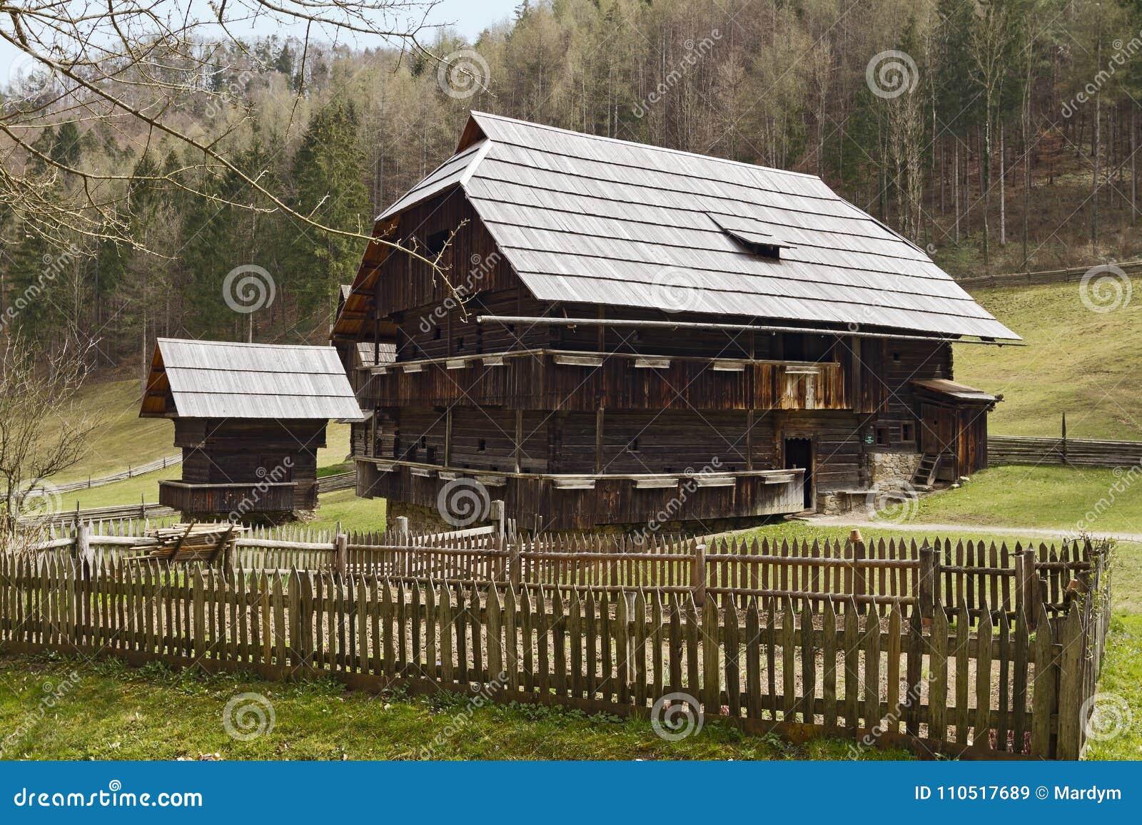 Museo all aperto Stuebing: Rauchstubenhaus