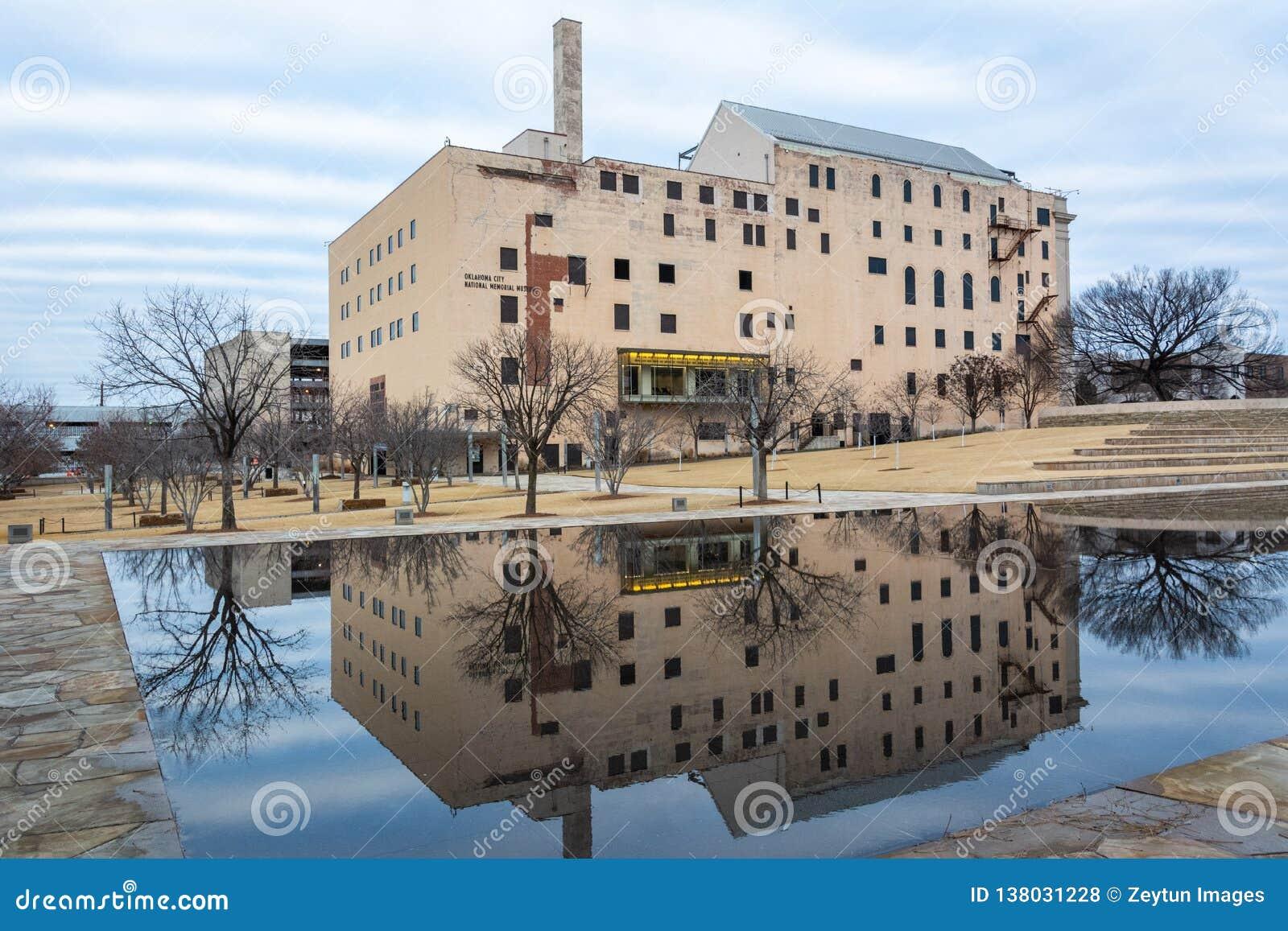 Museo commemorativo nazionale di Oklahoma City a Oklahoma City, GIUSTO