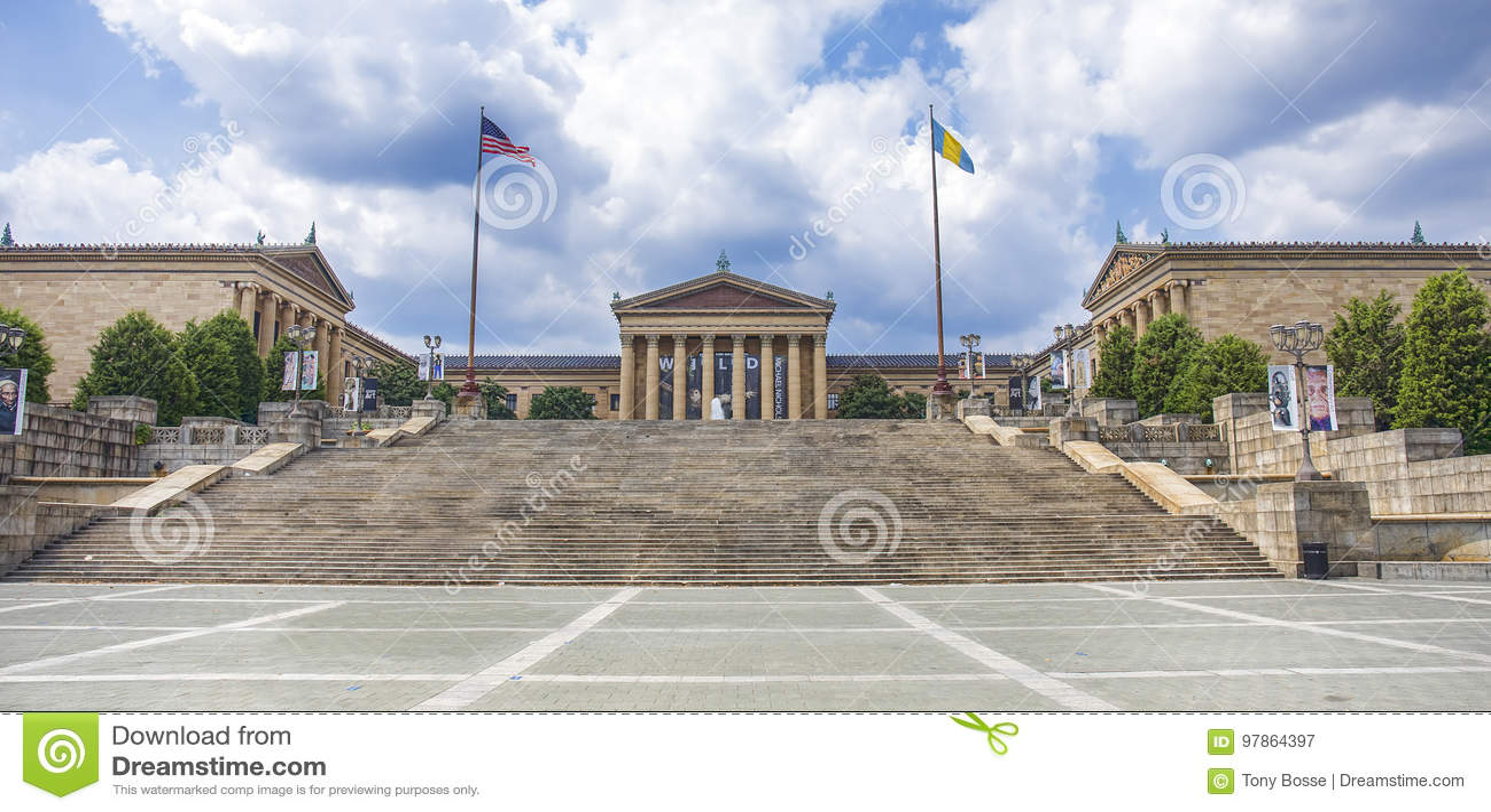 Museo de arte de Philadelphia