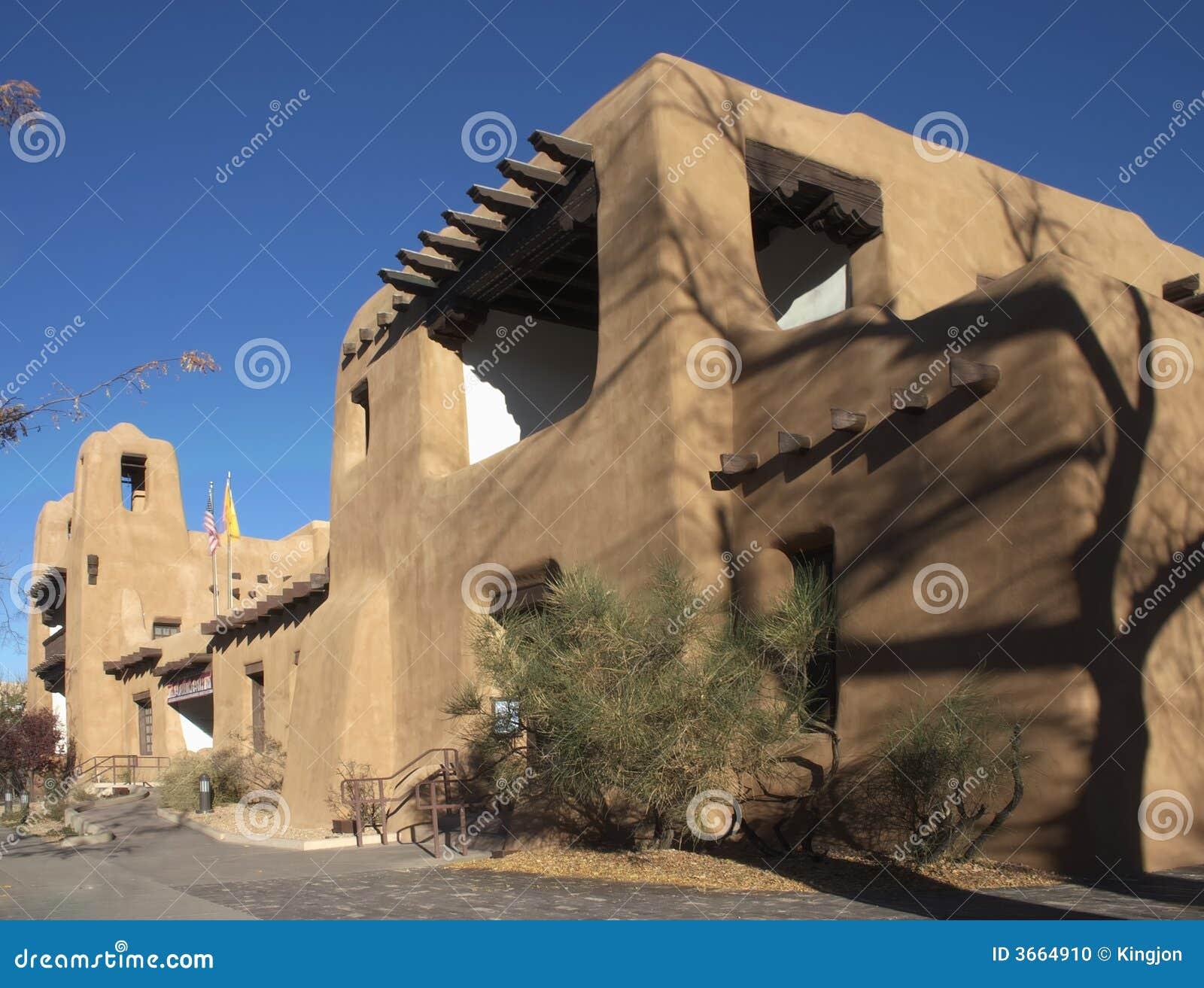 Museo de arte en Santa Fe