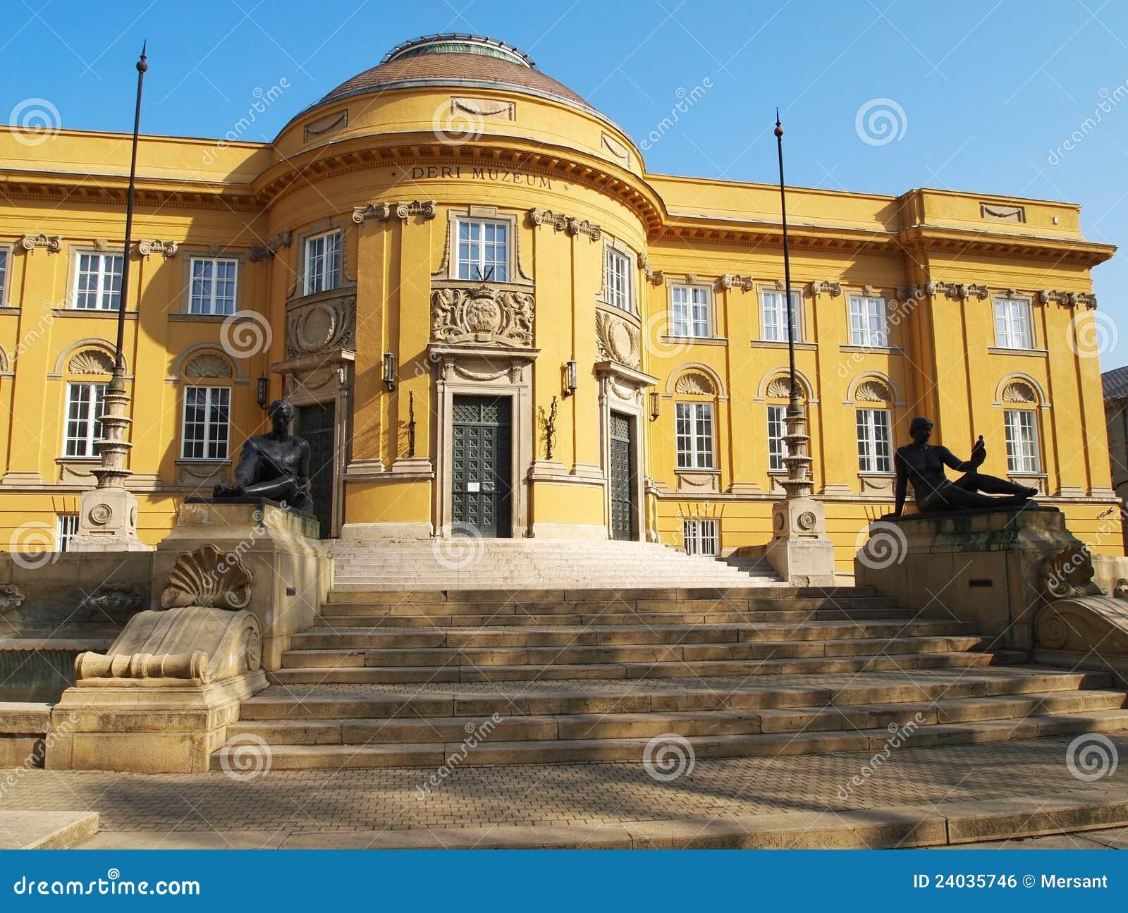 Museo de Deri