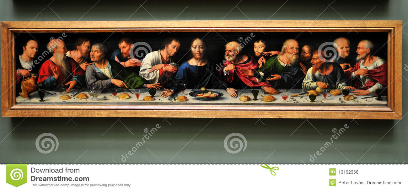 Museo de la lumbrera - Joos van Cleve -