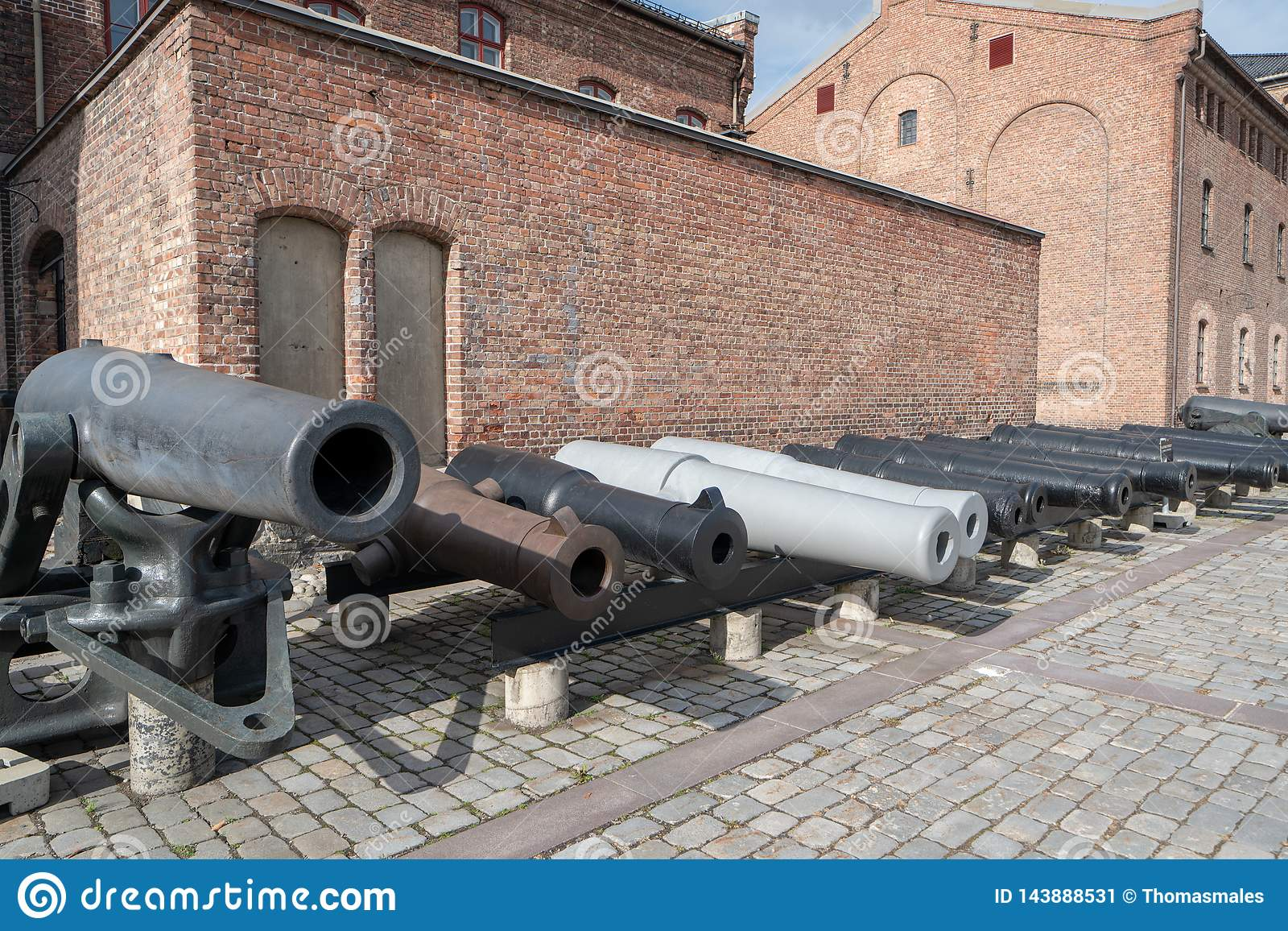 Museo de las fuerzas armadas de Oslo