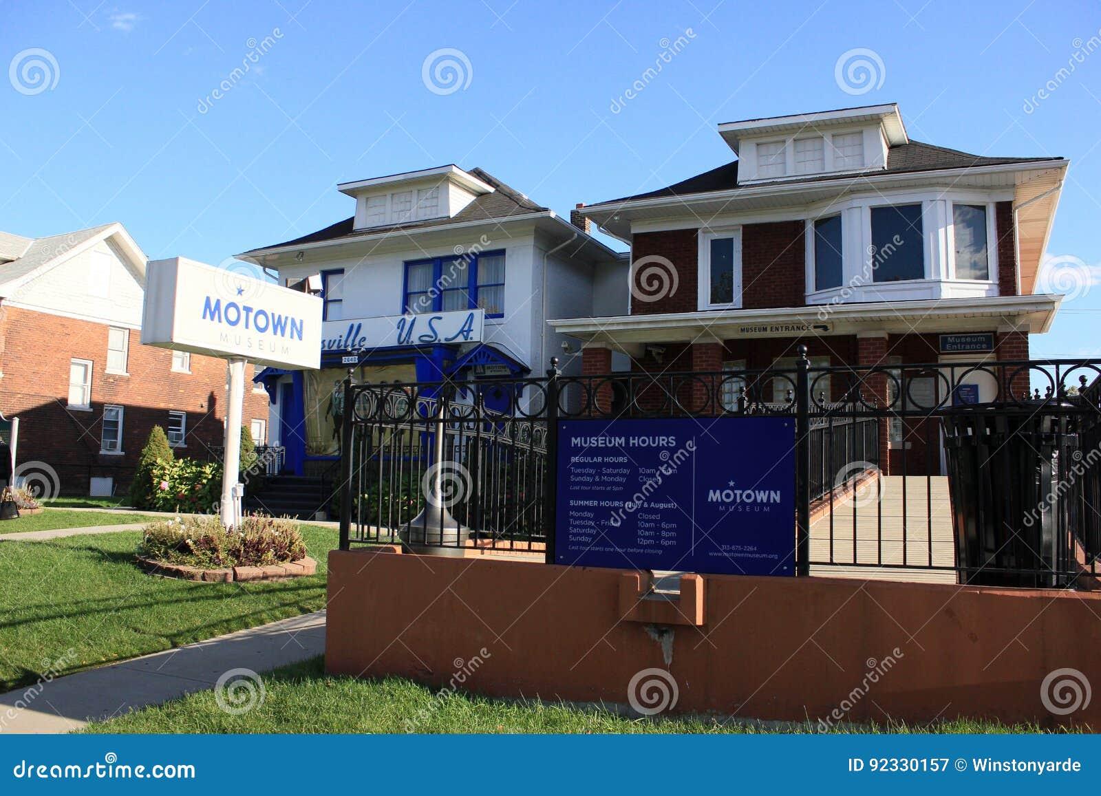 Museo de Motown