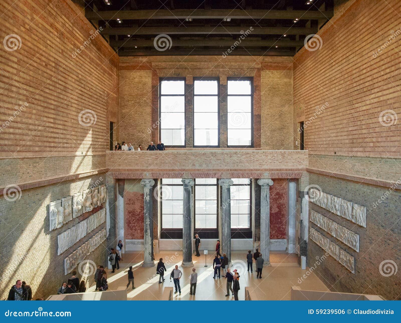 Museo de Neues en Berlín