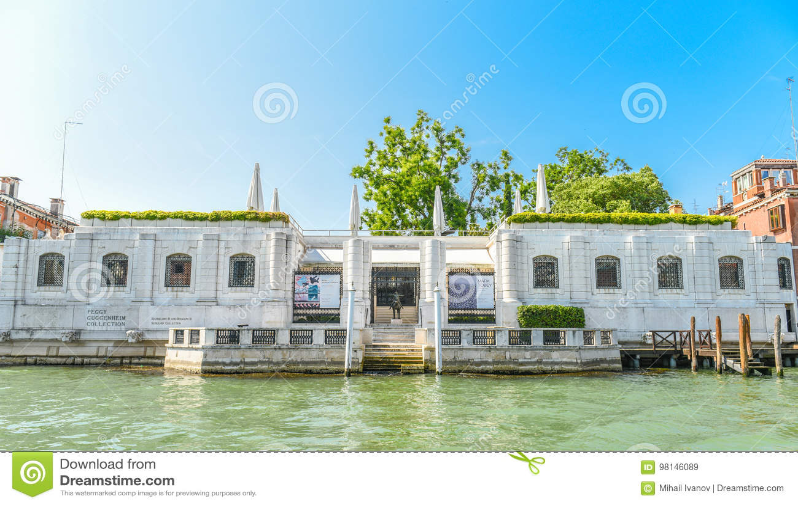 Museo de Peggy Guggenheim en Venecia