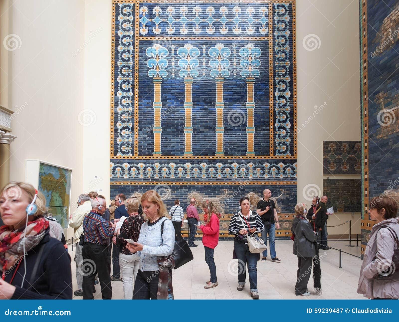 Museo de Pergamon en Berlín