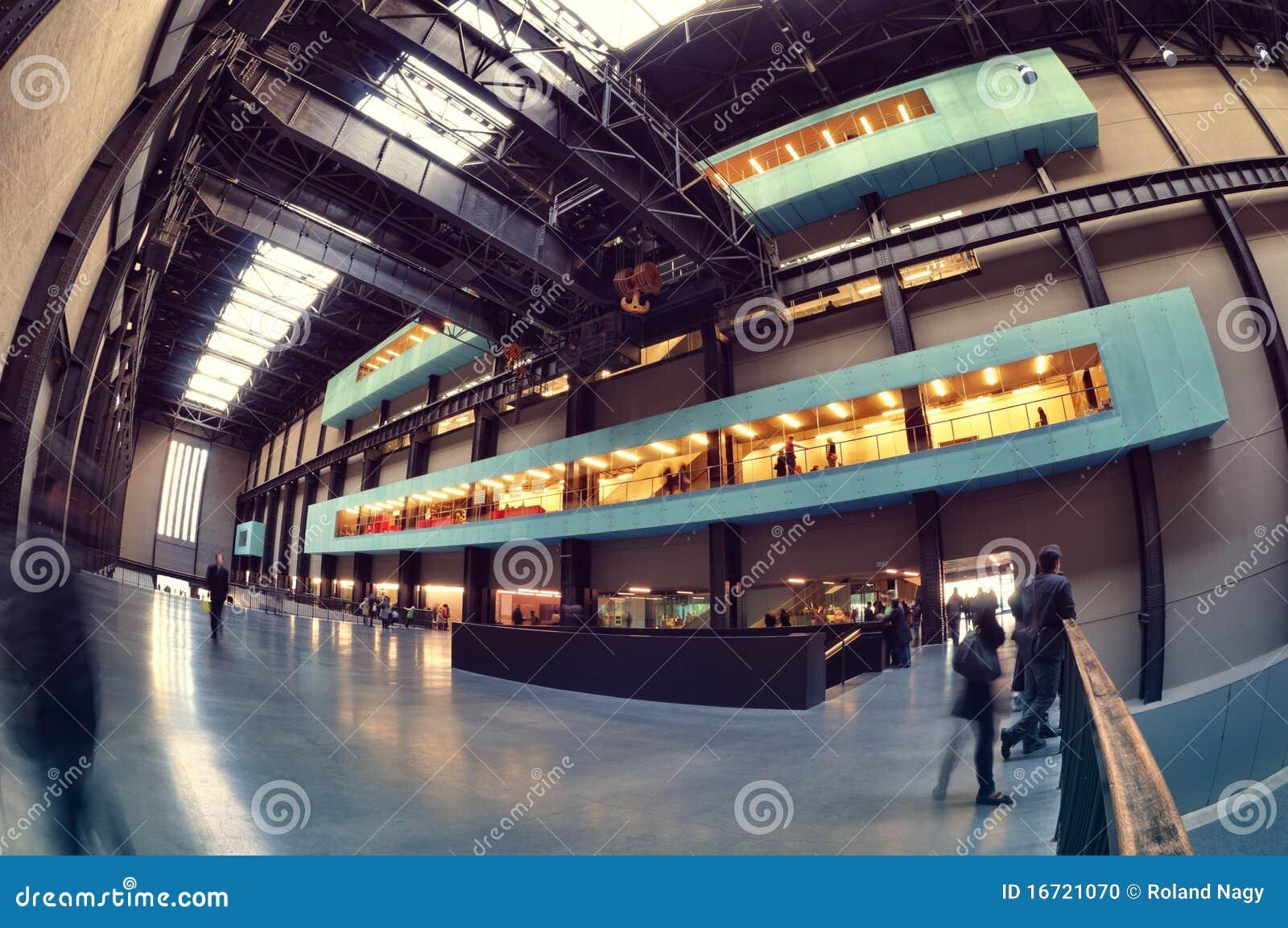 Museo del Tate Modern, Londra