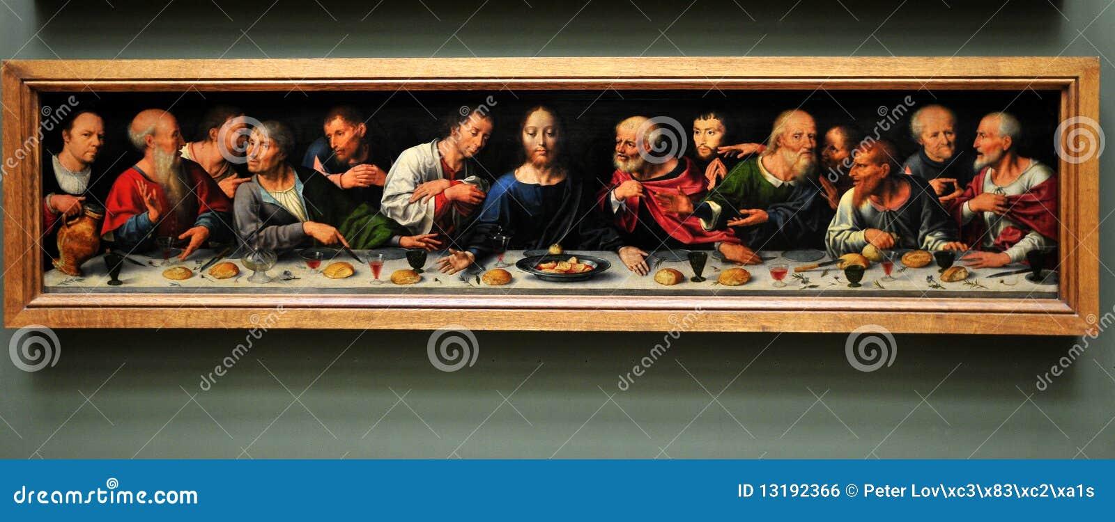 Museo della feritoia - Joos van Cleve -