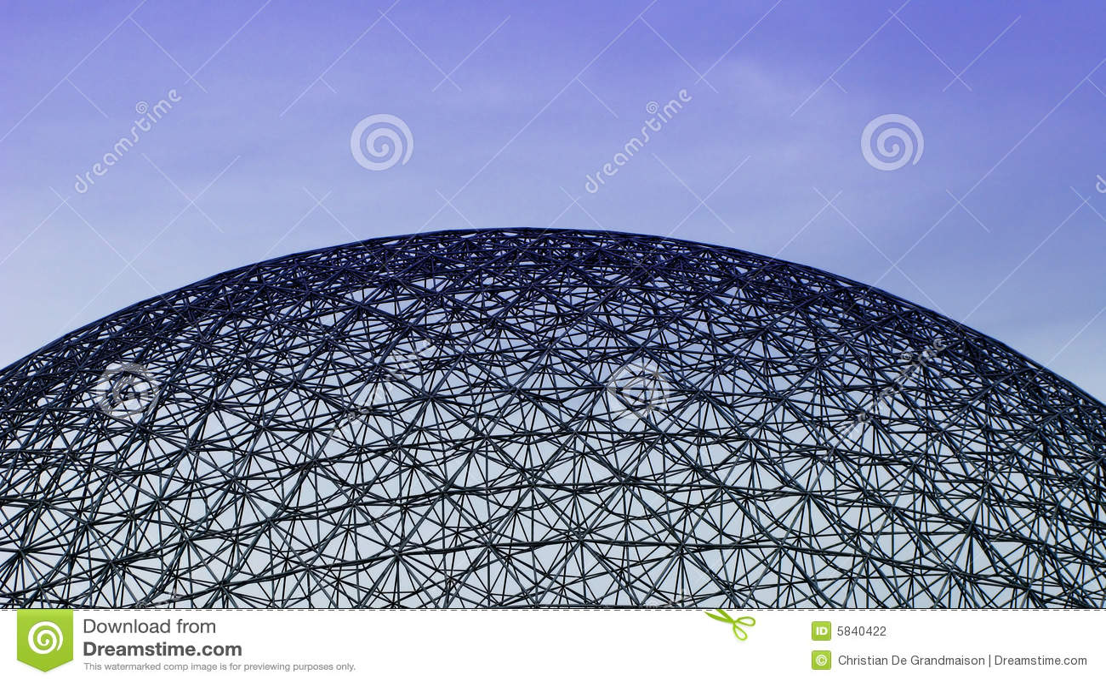 Museo di biosfera di Montreal