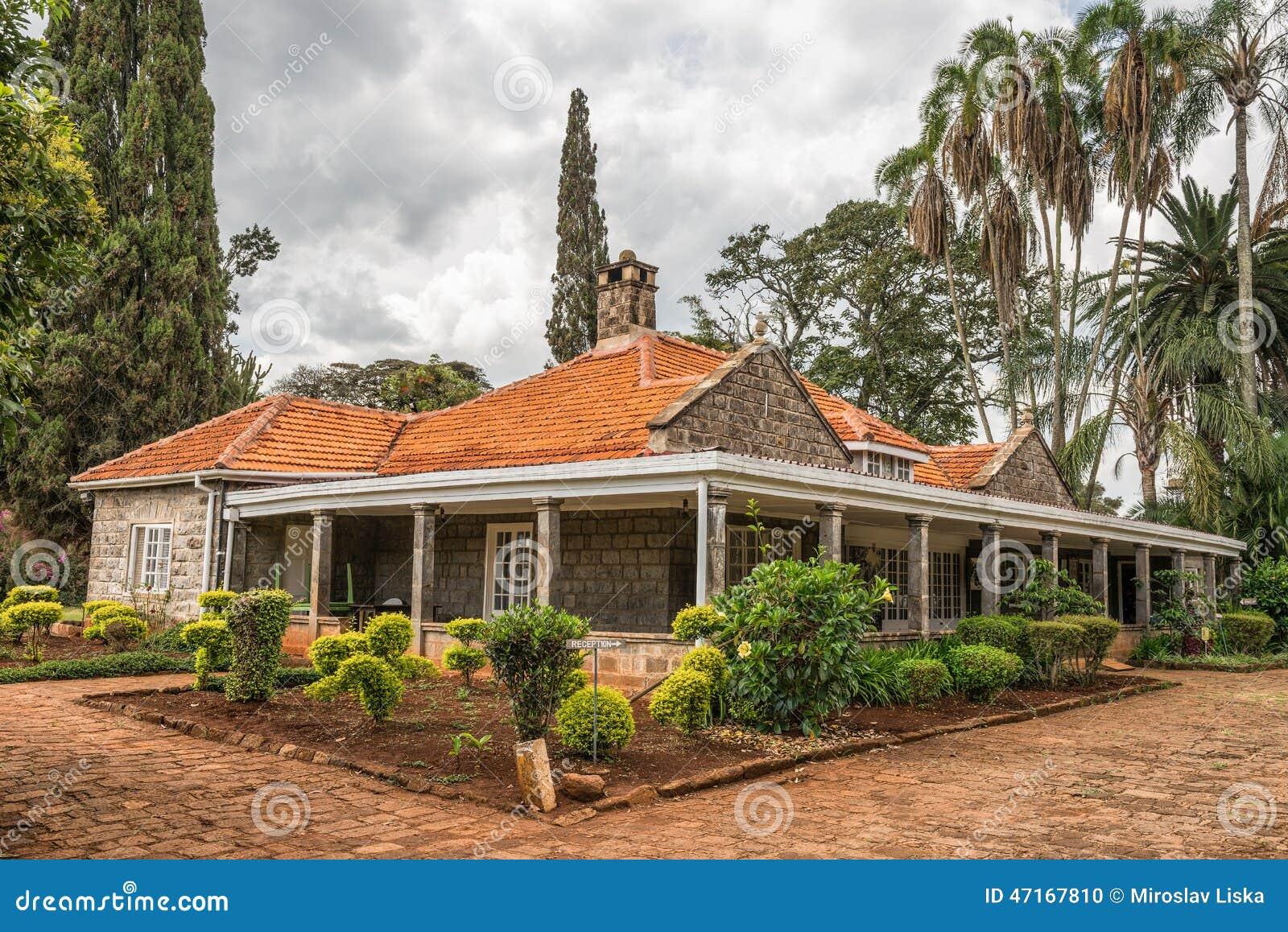 Museo di Karen Blixen a Nairobi, Kenya