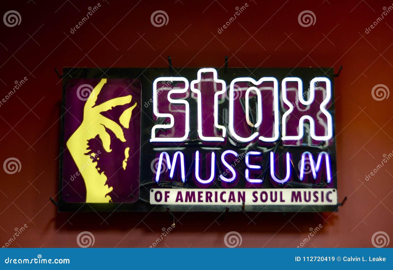 Museo di Stax di musica soul americana