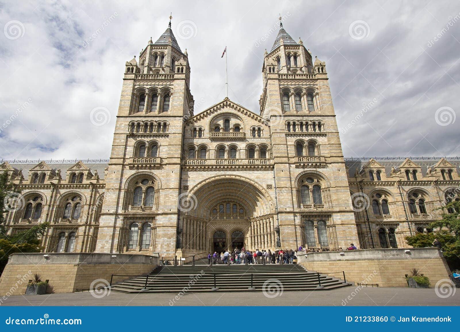 Museo Londres de la historia natural