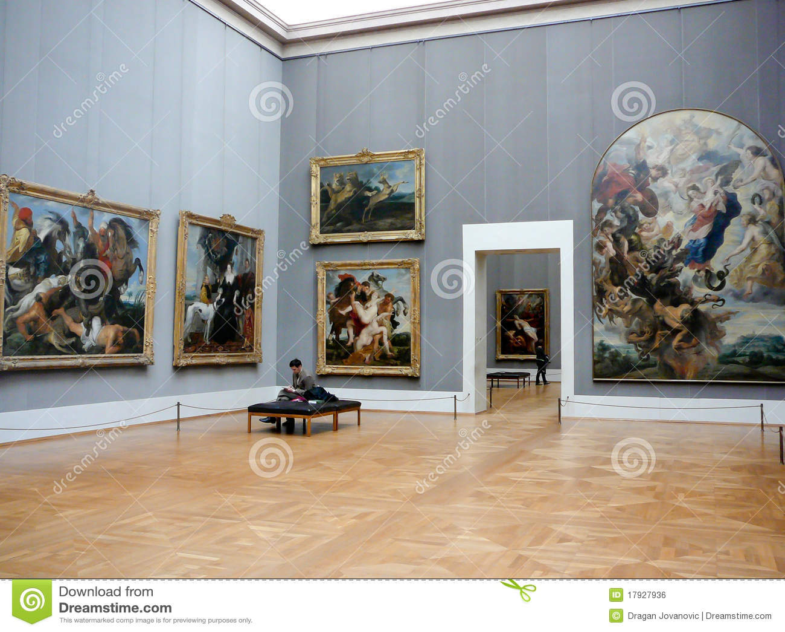 Museo Monaco di Baviera di Alte Pinakothek