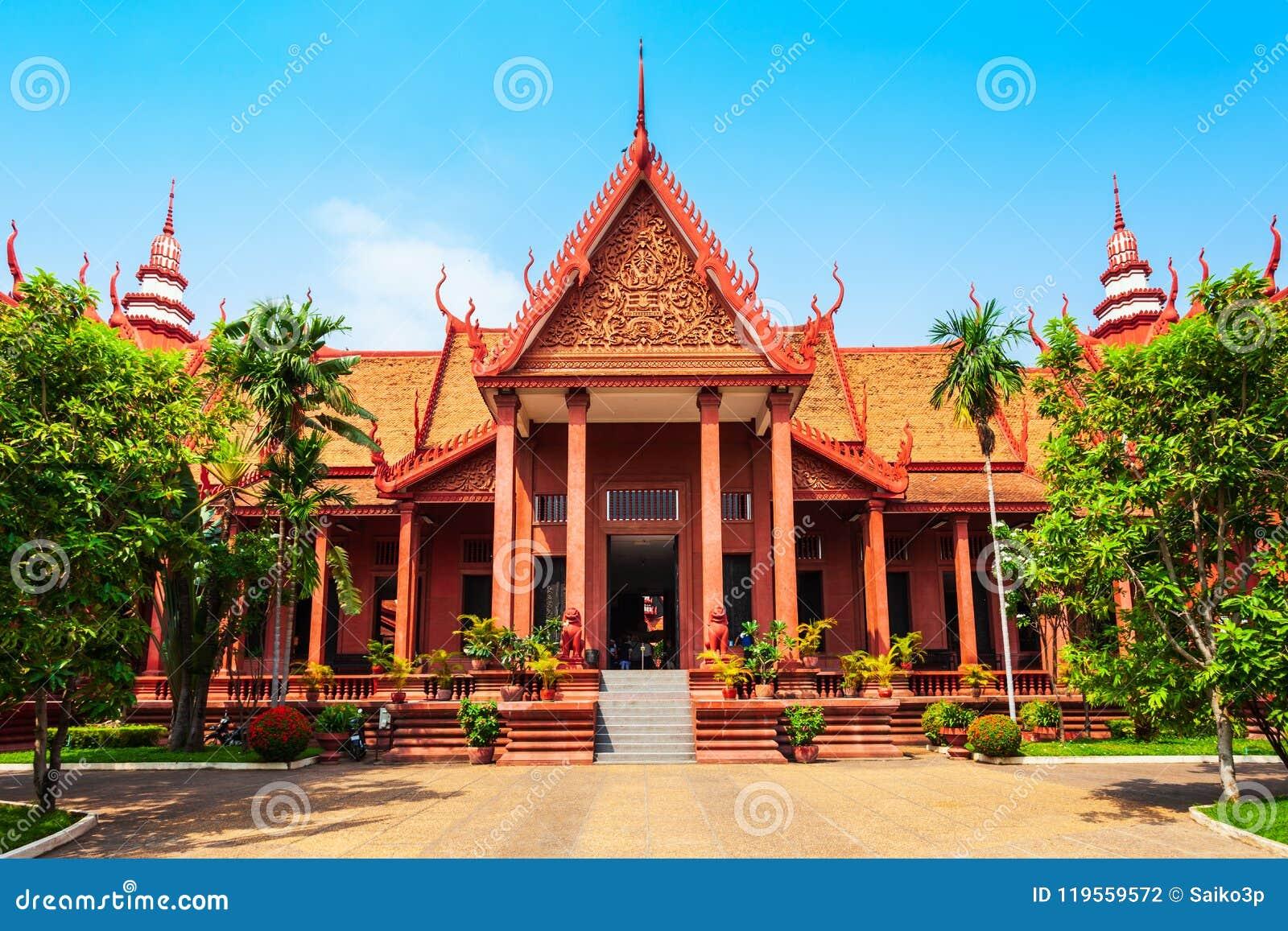 Museo nazionale della Cambogia, Phnom Penh