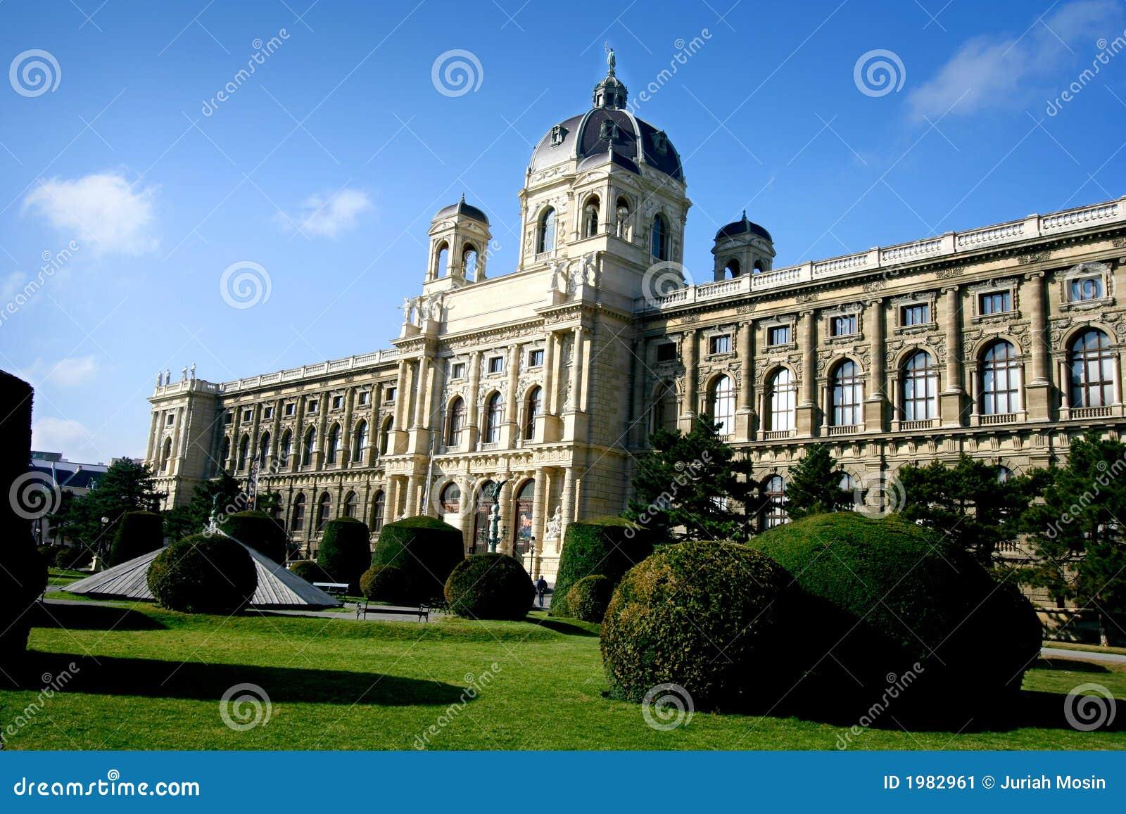 Museo Vienna, Austria di storia naturale,