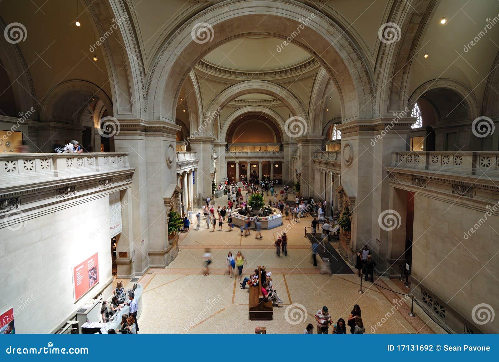 Museu de arte metropolitano