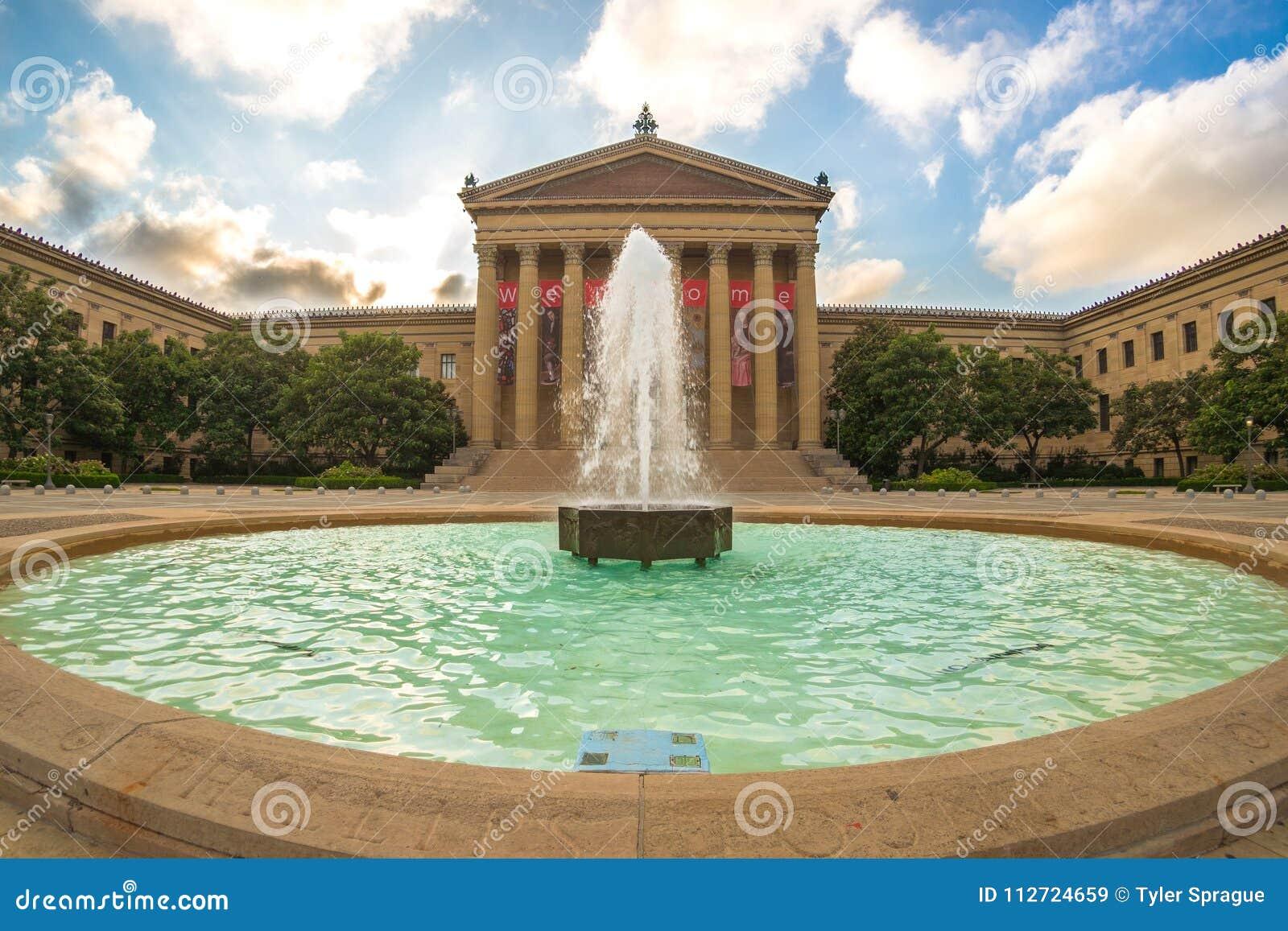Museu de arte de Philadelphfia