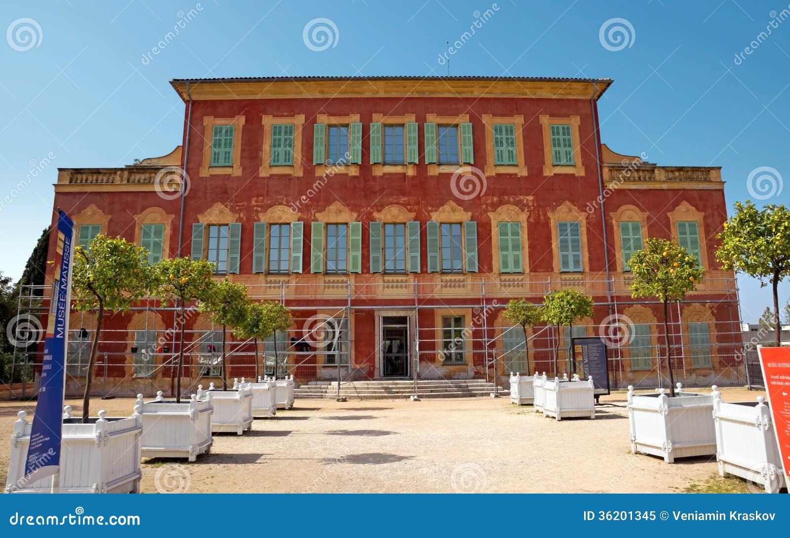 Museu de Matisse, agradável, França