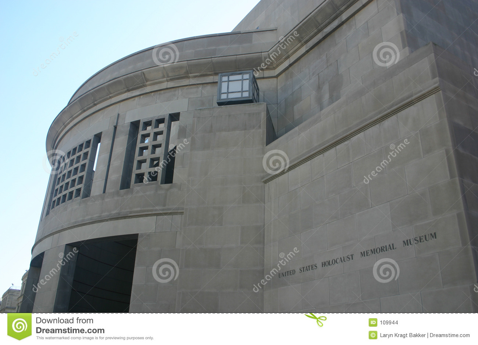 Museu do memorial do holocausto de Estados Unidos