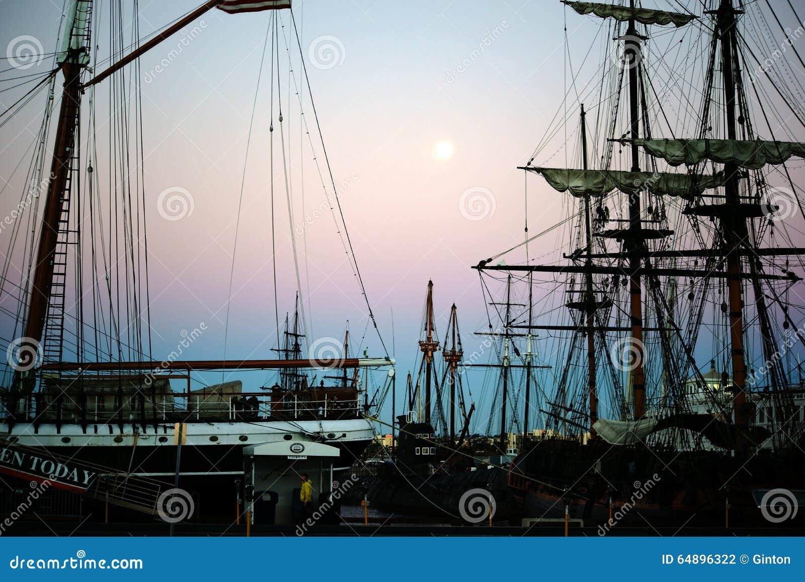 Museu marítimo San Diego