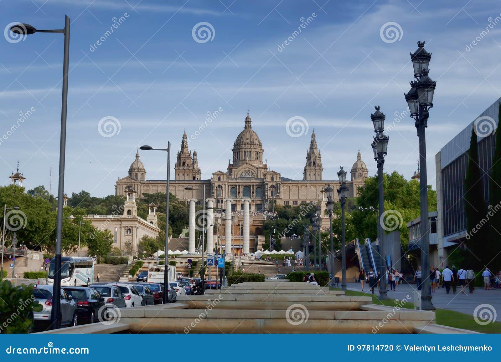 Museu Nacional d`Art de Catalunya - museum is a must-see for art