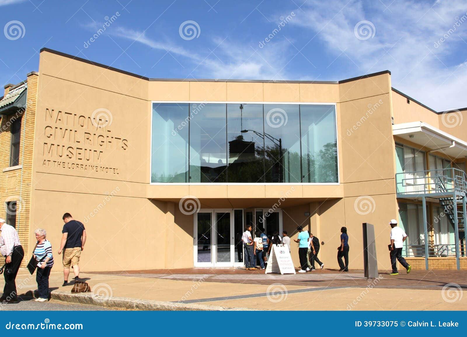 Museu nacional dos direitos civis, Memphis Tennessee.