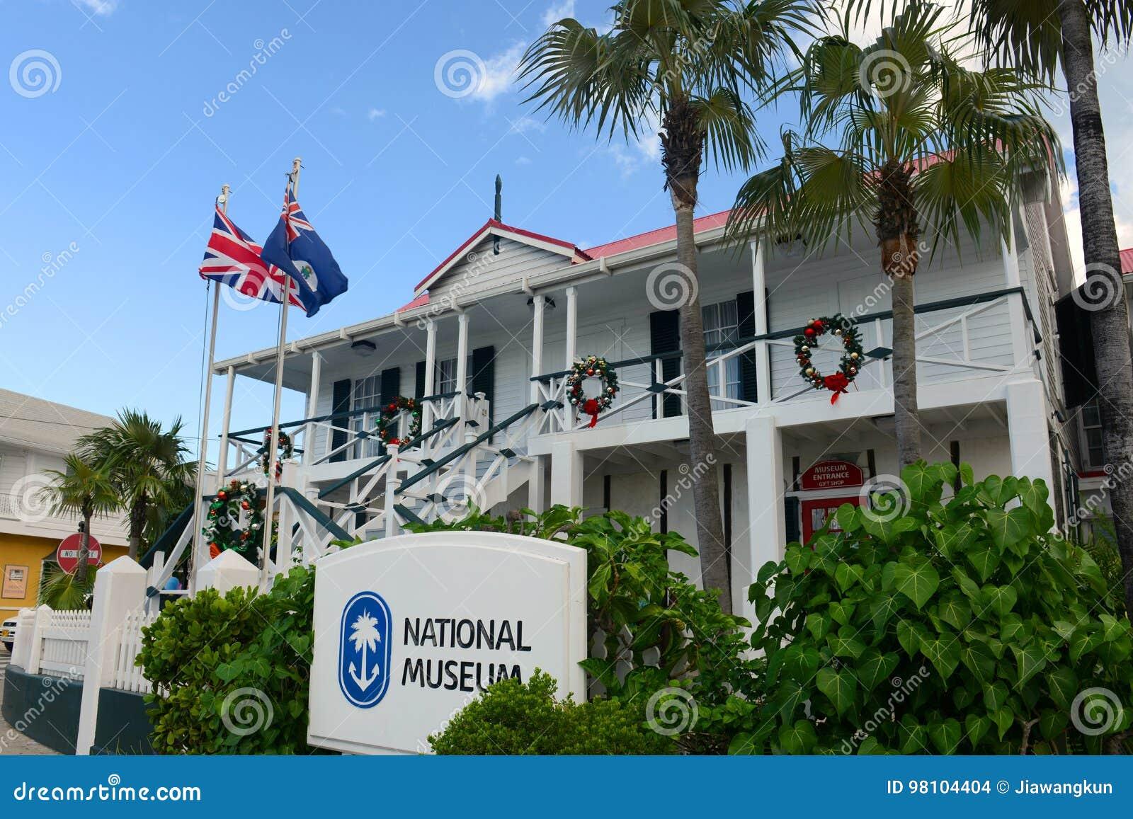 Museu Nacional em George Town, Ilhas Caimão