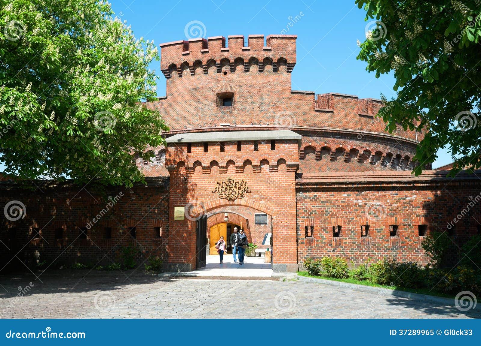 Kaliningrad, Amber Museum: description, history, expositions and reviews 74