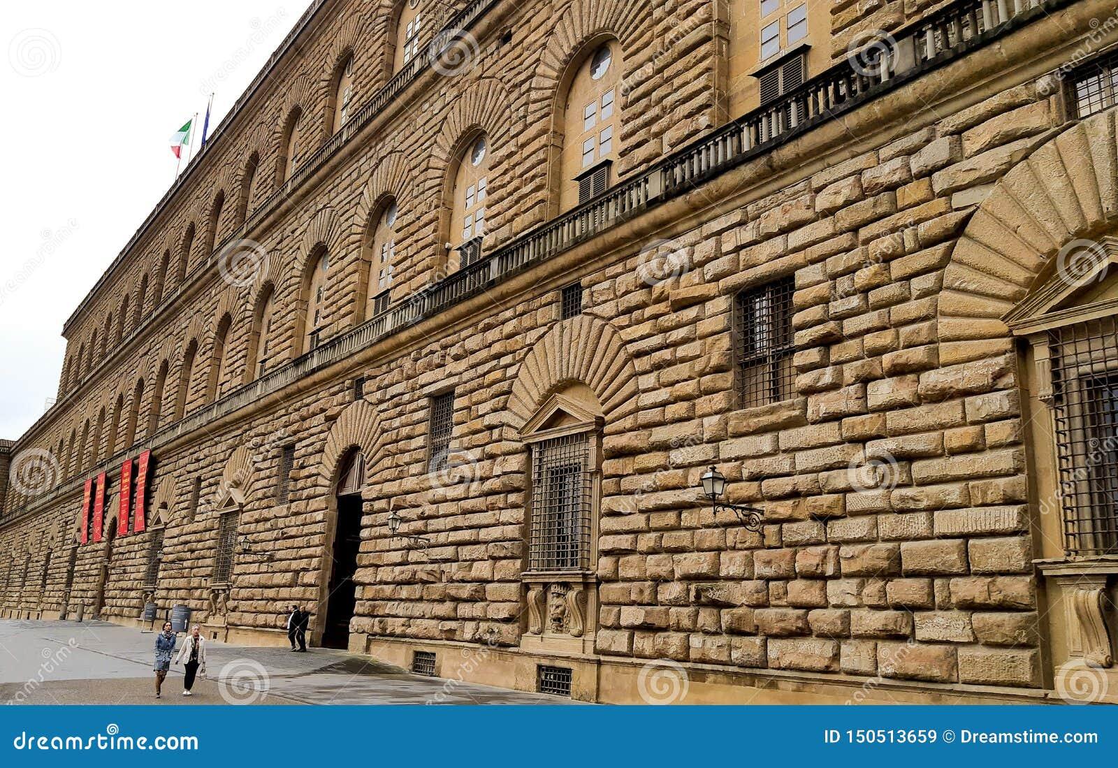 Museum för slottFlorence Italy Europe architecturethe