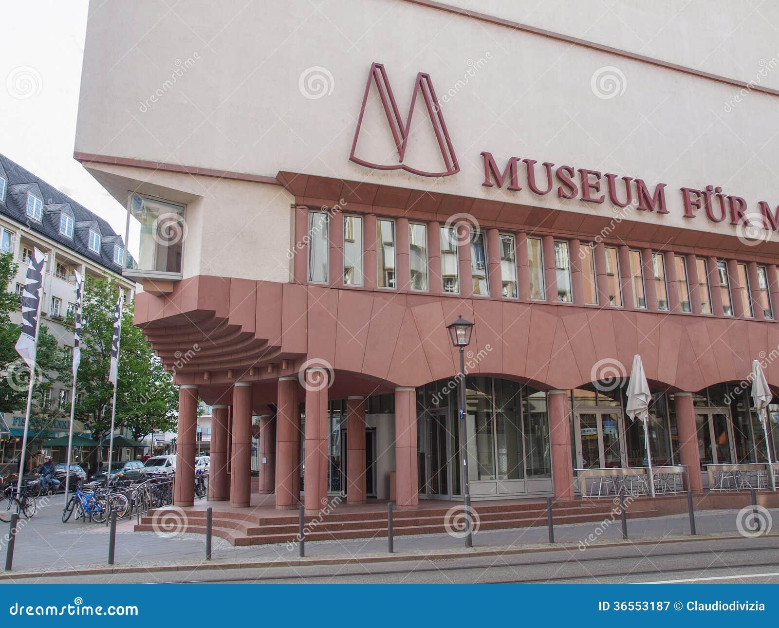 museum fuer moderne kunst editorial photography image of deutschland 36553187. Black Bedroom Furniture Sets. Home Design Ideas