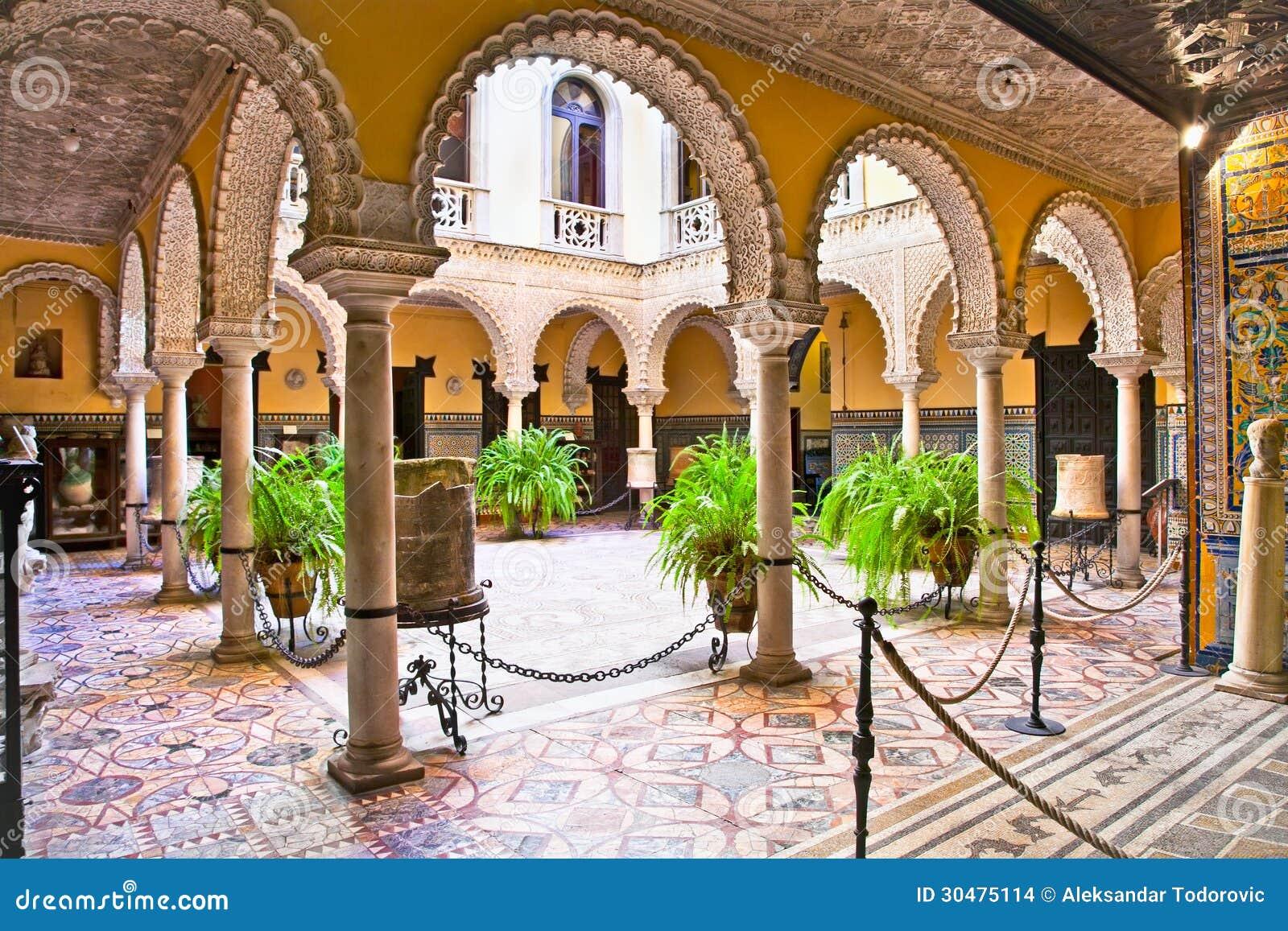 Museum Lebrija Palace Palacio De Lebrija Sevilla