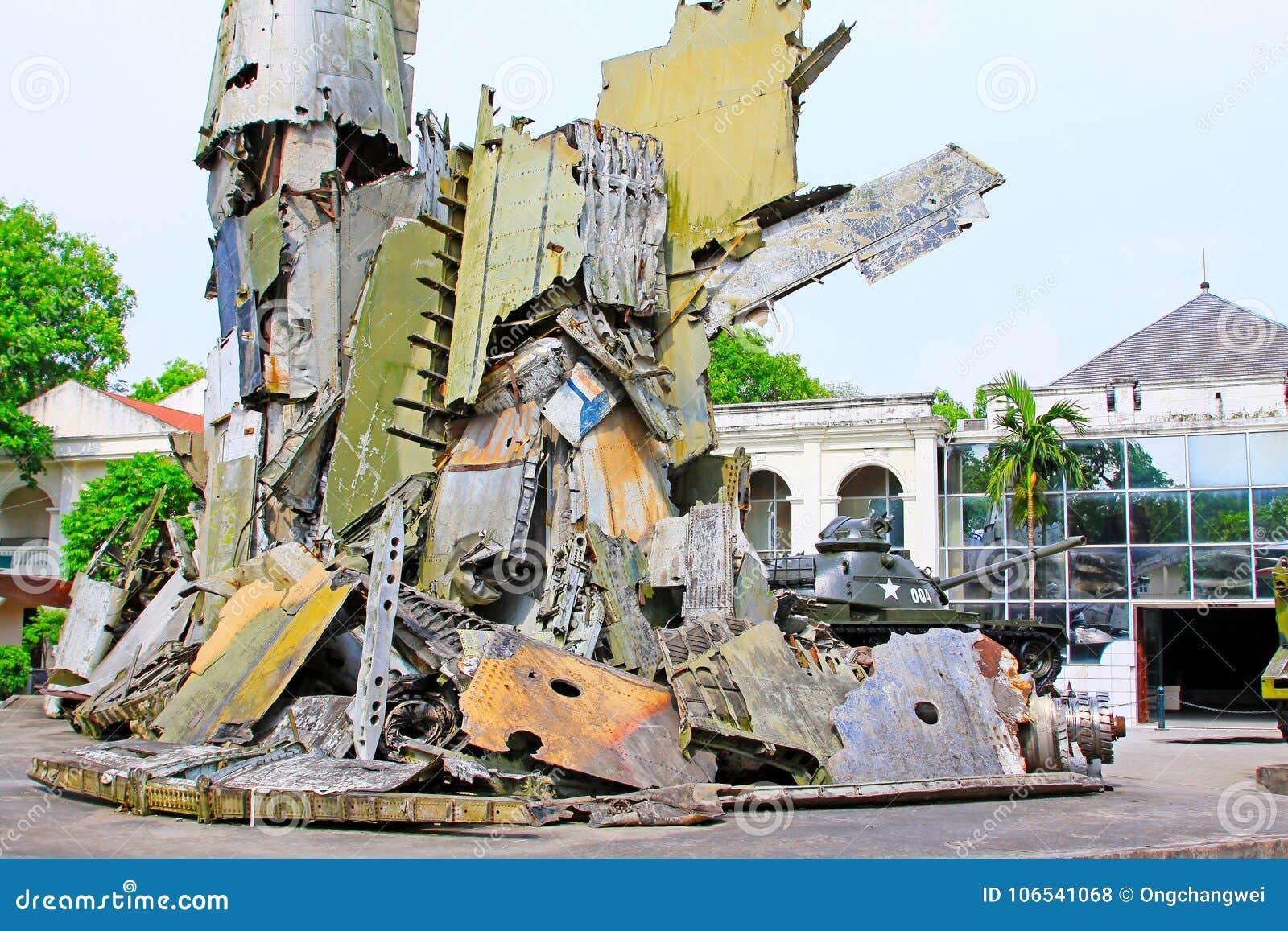 Museum Vietnam för militär historia, Hanoi Vietnam